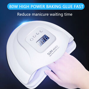 80W-UV-LED-Nail-Dryer-for-Gels-Polish-With-Sensor-Timer-Nail-Dryer-Machine-Tools
