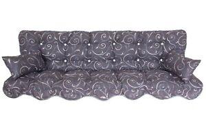 Hollywoodschaukelauflage-Polsterauflage-Auflage-mit-Baumwolle-180x50-Modell-880