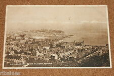 Vintage Postcard: Scarborough from Olivers Mount, North Yorkshire, 1926