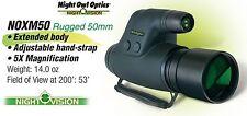 Night Owl Optics 5X - 5 Power NOXM50 Night Vision Monocular Russia Manufactured