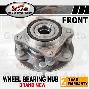For-Toyota-Front-Wheel-Bearing-amp-Hub-Landcruiser-Prado-150-Series-GRJ150-KDJ150