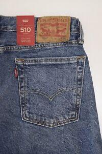 Levi-039-s-510-Skinny-Fit-STRETCH-Jeans-055100786