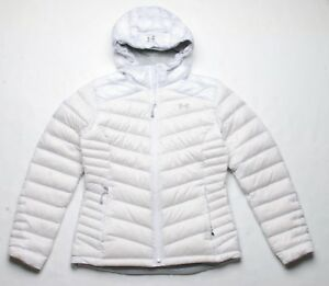 Mujer Iso Armour s Blanco Under Plumón vx5wzFwf