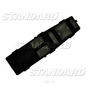 Door Power Window Switch Front Left Standard DWS-222 fits 05-11 Cadillac STS