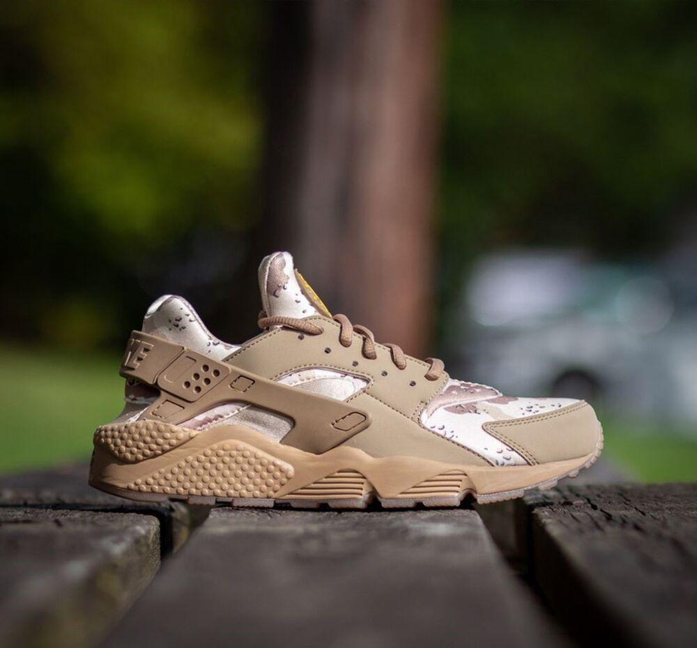Nike Air Huarache Camo Homme Sneaker Lifestyle Chaussures Chaussures de femmes sport pour hommes et femmes de 415a42