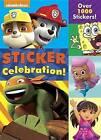 Sticker Celebration! (Nickelodeon) by Golden Books (Paperback, 2015)