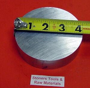 """2/"""" X 4/"""" X 5-3//4 long new 6061 T6511 solid aluminum plate flat bar stock block"""