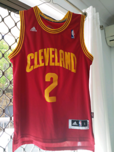 separation shoes 744d5 a63ce Details about Cleveland Jersey - Kyrie Irving