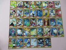 Dragonball Dragon ball Z Power Level Battle 8 Regular Card Set