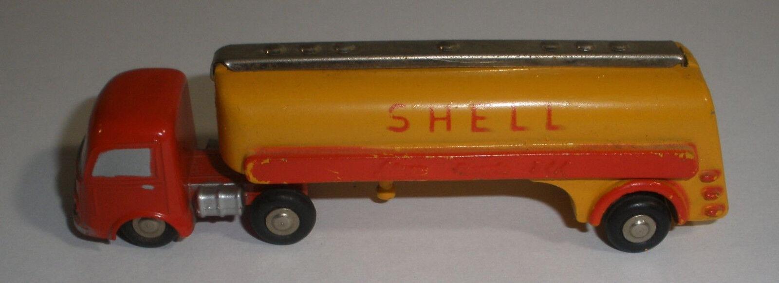 Schuco piccolo shell tanker sehr schönen zustand