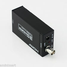 HDMI to HD/SD/3G-SDI Converter Signal fr RIG USB Power Supply Camera LCD Monitor