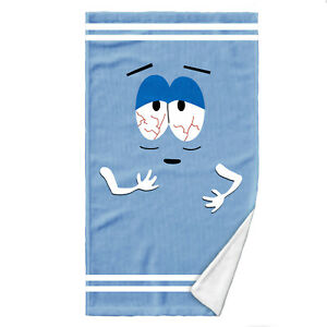 Huge-Southpark-Towelie-Bath-Towel-Cartman-Kenny-Cartoon-Funny-Holiday-item-TV