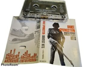 Bruce Springsteen ‎– Greatest Hits - CASSETTE AUDIO K7 Columbia ‎478555.4 ROCK