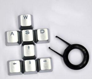 how to fix wasd keys
