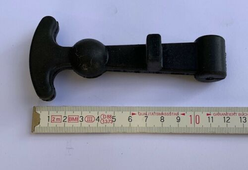 Haubengummi lose 120mm ca Haubenhalter