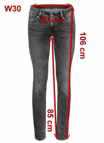 to W30  *WOW* Gang Polly Damen Treggings // Jeggings // Leggings W27