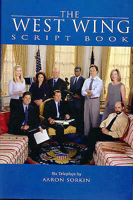 """The """"West Wing"""" Scriptbook-ExLibrary"""