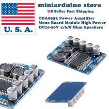 TDA8932 Digital Amplifier Board Module Mono 35W Low Power Stereo Amplifier USA