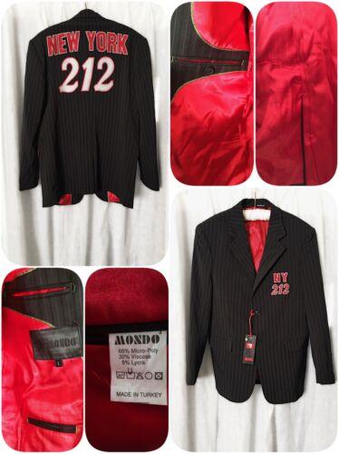 chaqueta de Chaqueta estilo deportiva Mondo Nwt con deportiva Turkey In con 765 L estilo Made y ligero zwqvq