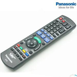 GENUINE-PANASONIC-REMOTE-FOR-DMR-EZ48V-DVD-Recorder-Video-Player