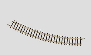 12-each-8521-Marklin-Z-scale-Curved-Track-7-11-16r-30-degree-Curve