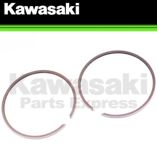 NEW 2000-2019 GENUINE KAWASAKI KX 65 KX65 PISTON RING SET 13008-1199