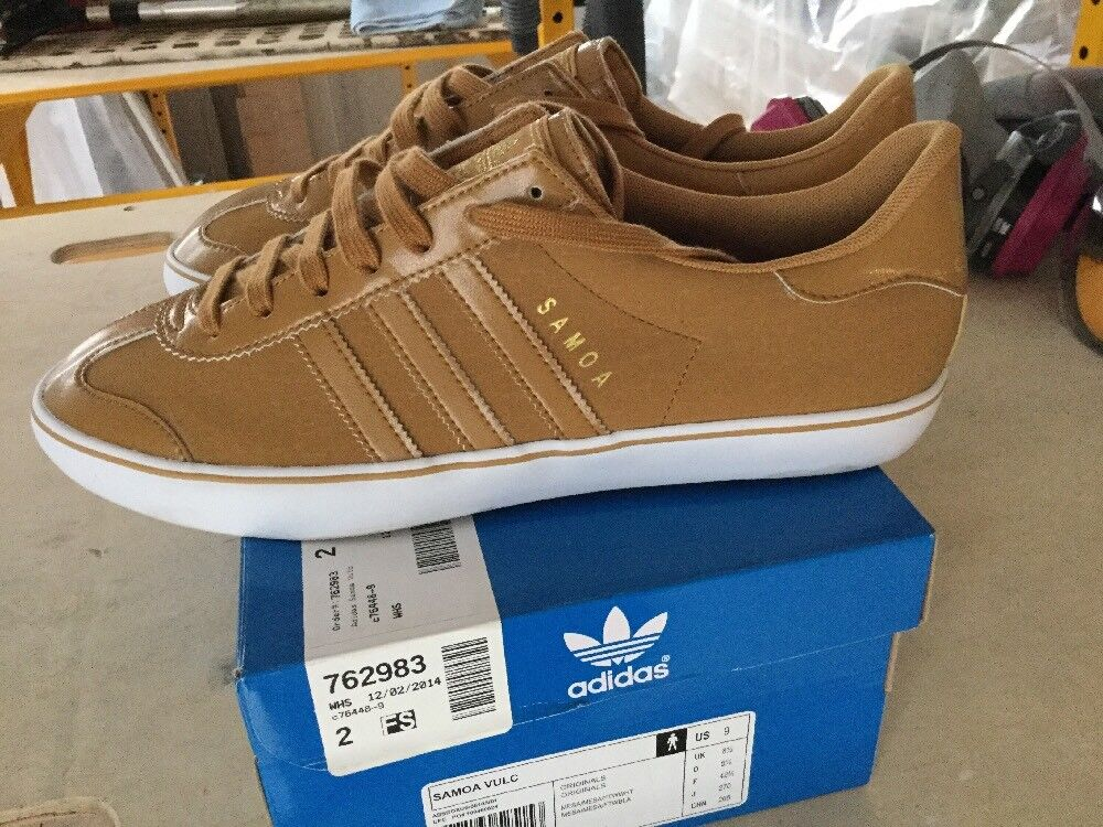 Adidas Samoa Vulc Mesa Mens 9 US MINT Cheap and beautiful fashion