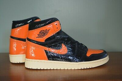 Air Jordan 1 Retro High Og Shattered Backboard 3.0 Mens Size 8.5 Receipt