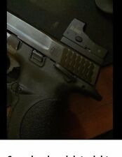 Glock Pistol Mount Plate for Burris Fastfire Fast Fire Micro Red Dot Sight