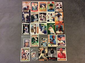 HALL-OF-FAME-Baseball-Card-Lot-1975-2020-TOM-SEAVER-BABE-RUTH-JOHNNY-BENCH