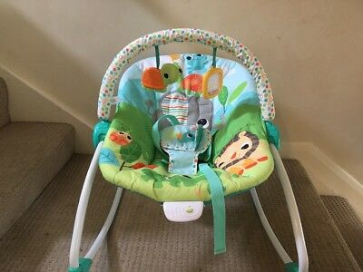 100% Quality Bright Starts Playful Parade Baby To Big Kid Rocker Activating Blood Circulation And Strengthening Sinews And Bones