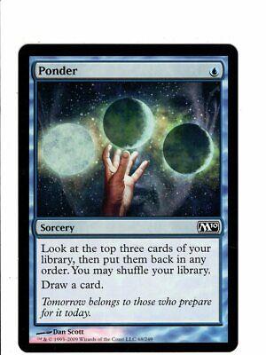 Ponder `MTG M10 MInt