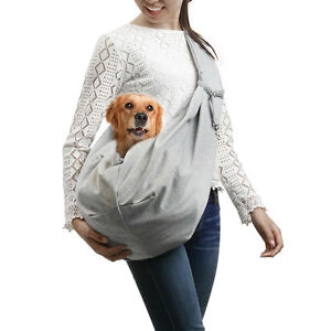 Small-Pet-Dog-Cat-Carrier-Shoulder-Sling-Bag-Tote-Outside-Travel-Double-sided