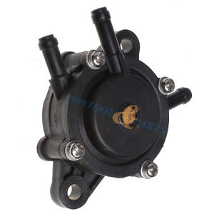 Details About New Fuel Pump For John Deere Gx85 And Sx85 Riding Mowers