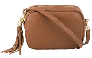 ladies-Italian-leather-mini-disco-clutch-cross-body-shoulder-bag-with-tassel