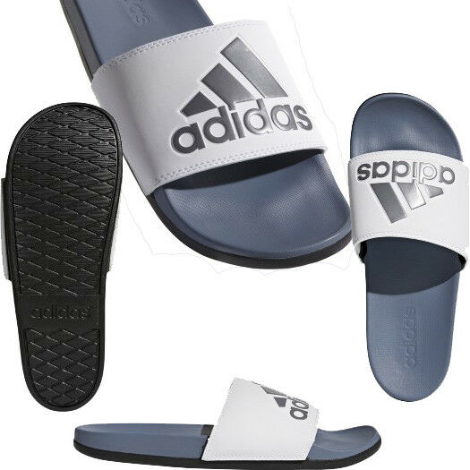 2adidas adilette slides grey