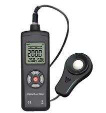 3 in 1 DIGITAL LUX LIGHT METER AUTO RANGING WITH BACKLIGHT 200000 LUX UK SELLER