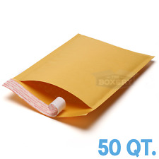 50 1 725 X 12 Kraft Bubble Padded Envelopes Mailers From Theboxery