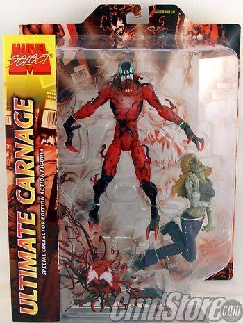 Figuras De Acción Marvel Select 8 Pulgadas-Ultimate Cochenage (sub-estándar Embalaje)