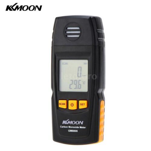 Kohlenmonoxid CO Melder Gasmelder Gasdetektor Gaswarner Alarm Messgerät P5K4