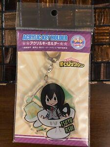 My Hero Academia Asui Tsuyu Diamond Acrylic Key Chain Anime Manga NEW