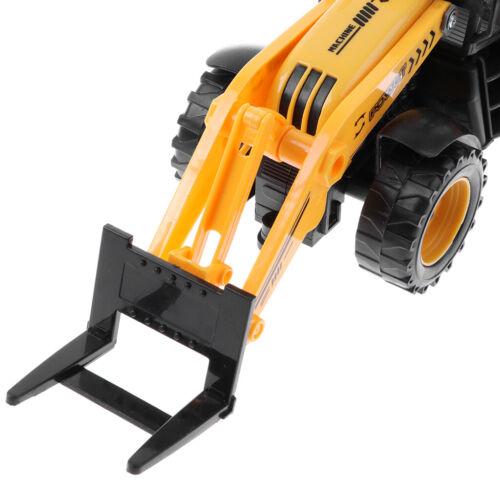 1:30 Kunststoff Diecast Gabelstapler Fahrzeuge Auto Modell Engineering