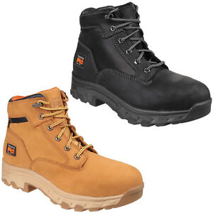 e870b08a653 Details about Timberland Pro Workstead Safety Boots Industrial Waterproof  Leather Mens Work