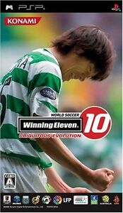 Winning eleven psp