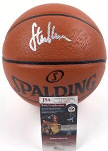 abfcb682c Image is loading STEVE-KERR-signed-Basketball-NBA-Golden-St-Warriors-