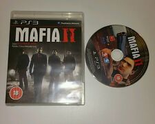 MAFIA II (2) PS3 Excellent Condition UK PAL Version Game Sony PlayStation 3