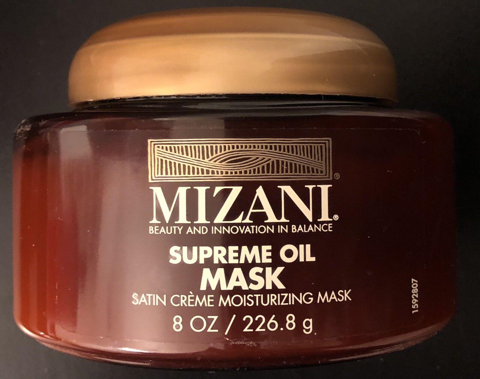 Mizani Supreme Oil Satin Creme