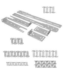 Cisco-4PT-KIT-T1-Extension-Rails-amp-Brackets-4-Point-Mount
