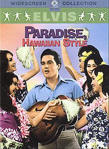 Elvis-Presley-Paradise-Hawaiian-Style-1966-DVD-Brand-NEW-Sealed-OOP