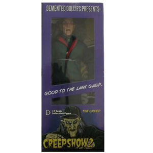 Distinctive Dummies Creepshow 2 The Creep 1/9 Scale Action Figure  Limited to 60